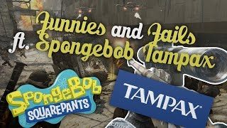 Gilby: Funnies And Fails #1 Ft. Spongebob Tampax