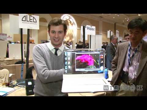 Displays of tomorrow are Transparent | Amazing!