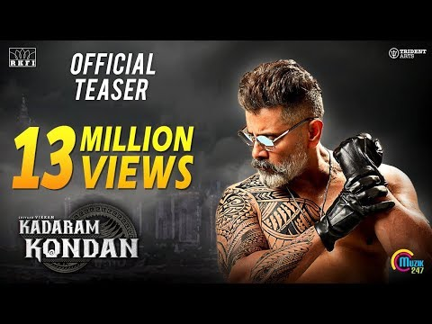 Kadaram Kondan - Movie Trailer Image