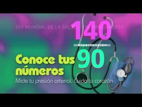 Una fuerte caída en la presión sanguínea a 60 a 40