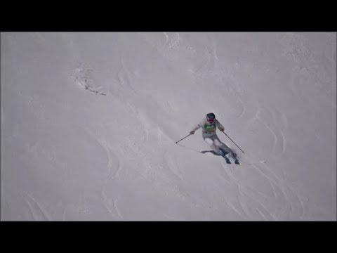 Daisuke YOSHIOKA: The 56th All Japan Ski Technique Championship