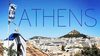 What To Eat In Athens Greece (In 24 Hours) | Where To EAT THE BEST Greek Food In Athens!!