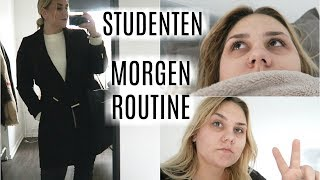 Meine UNI MORGENROUTINE als STUDENTIN
