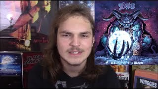"""Dio """"Master Of The Moon"""" Album Review"""