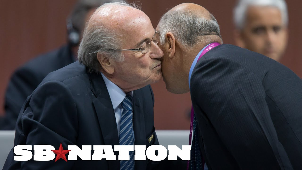Sepp Blatter was an awful...ly great FIFA chairman thumbnail