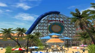 Paradise Pier Recreation Project RCT3