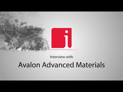 Don Bubar on the ORE Act and Avalon's lithium and rare earths projects