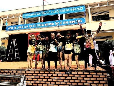 Tạm Biệt Nhé - MV Kỷ yếu lớp 12A4 niên khóa 2015-2018