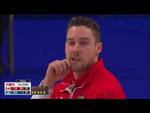 Gushue (CA) Vs. Bottcher (AB) - 2018 Tim Hortons Brier - Final Mp3