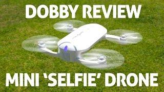 A Mini Pocket Selfie Drone!?! Dobby REVIEW