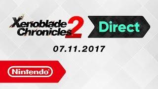 Xenoblade Chronicles 02 Direct – 07.11.2017