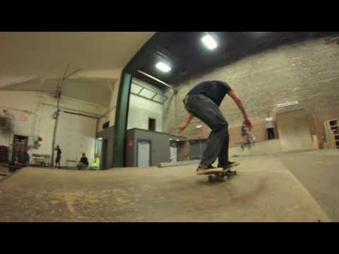 Fargo Skateboarding: Indoor Skatepark Grand Opening Montage