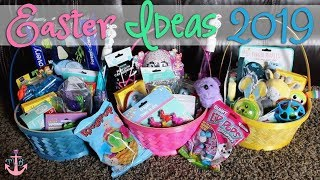 WHAT I GOT MY KIDS FOR EASTER | Easter Basket Ideas For Toddlers & Kids