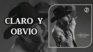 Claro Y Obvio Joss Favela Karaoke
