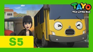 Tayo English Episodes S5 l Jay! Help and save Lani! l Tayo S5 compilation l Tayo the Little Bus