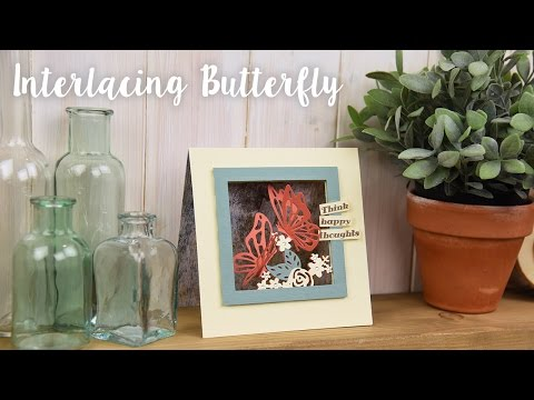 Interlacing Butterfly Quick Make