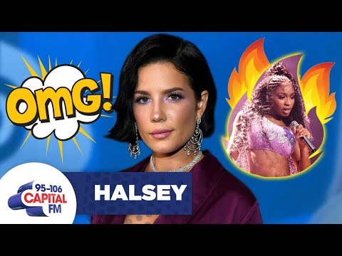 Halsey Got Stage Fright Watching Normani Perform | FULL INTERVIEW | Capital