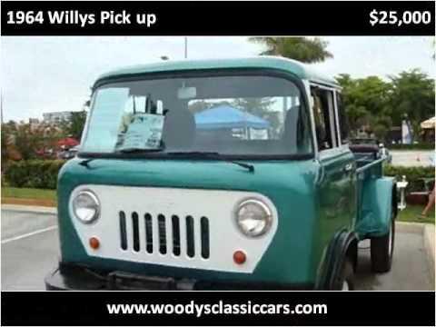 1964 Jeep FC-170 for Sale - CC-787509