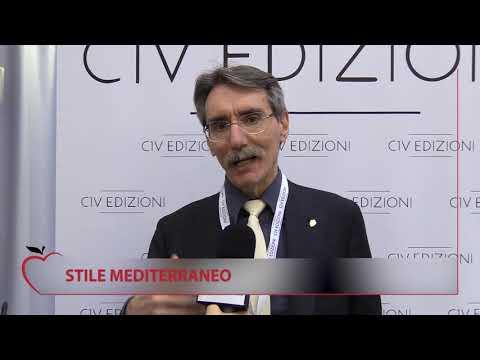 Dieta mediterranea, l'intervista a Lucio Lucchin (Dietetica e Nutrizione)