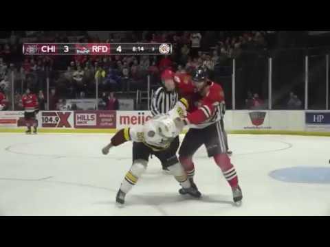 Keegan Kolesar vs Viktor Svedberg