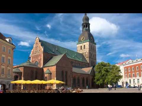 Рига   одна из культурных столиц Европы