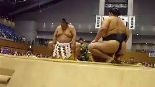 横綱稀勢の里土俵入平成29年大相撲秋巡業松江場所