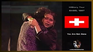 Michael Jackson Live In Basel 1997: You Are Not Alone - HIStory Tour
