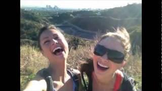 California Hiking Vlog - The Model Workout