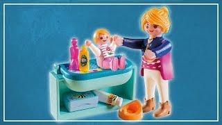 PLAYMOBIL Mutter Mit BabyWickeltisch 5368 Playmobil Auspacken