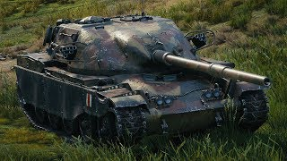 World of Tanks T95/FV4201 Chieftain - 7 Kills 11,9K Damage