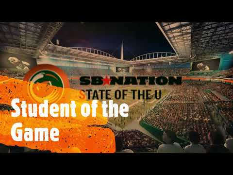 Student of the Game Week 2: Miami Hurricanes vs. Louisville