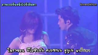 [Karaoke - Thaisub] 2PM - I was crazy about you (live)