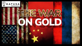 The War on Gold - Legendary Investor Issues Emergency Briefing on Gold