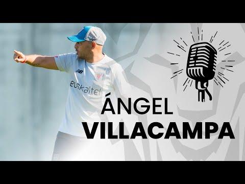 🎙 Ángel Villacampa I pre Athletic Club-UDG Tenerife I J9 Primera Iberdrola