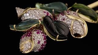 Эксклюзивные ювелирные украшения с бриллиантами
