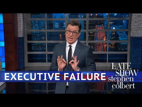 Trump's Executive Order To Undo An Executive Failure