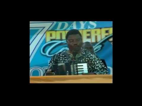 EVANG OJO ADE MINISTRATION AT CHRIST ZION CHURCH AYELOWA OGBOMOSO