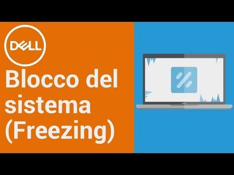 Come risolvere il freezing o blocco del sistema con Windows 10