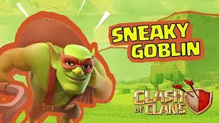 Sneaky Goblin Who?! (Clash of Clans Super Troops #2)