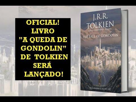 Oficial: livro A Queda de Gondolin de Tolkien será lançado!