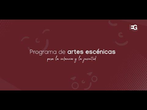 Presentación Programa ESCENIA