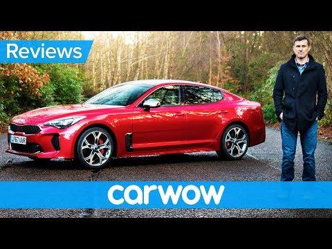 Kia Stinger 2018 in-depth review – better than a BMW or Audi? | Mat Watson Reviews