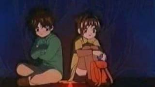 Sakura and Syaoran (more than just a crush)