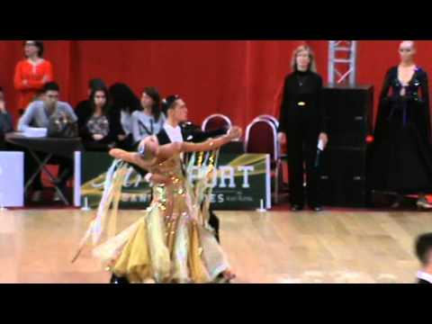 Preview video Gabriele Castellani & Yana Zaitseva (Italy) - Tango | Roma Open 2014
