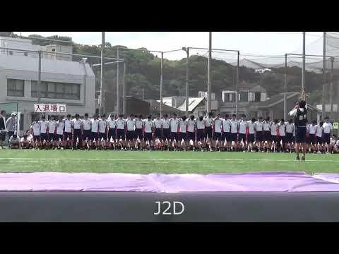 """2019中学体育祭J2""""X人Y脚"""""""