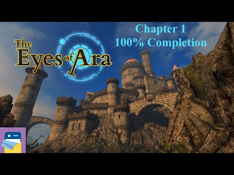The Eyes of Ara: Chapter 1 FULL 100% Walkthrough - iOS / Android / PC (by 100 Stones Interactive)