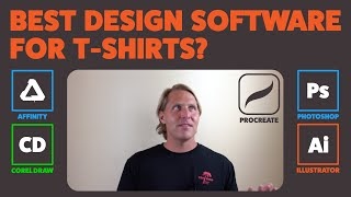 The Best Graphic Design Software for T-Shirts
