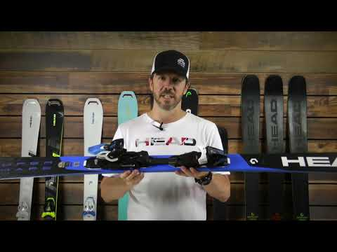Head Supershape I.Titan with PRD12 System Skis