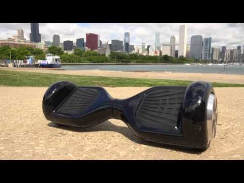 Hoverboard Review! Mini Segway (Self Balancing, 2-Wheel) Smart Electric Scooter Overview (IO Hawk)