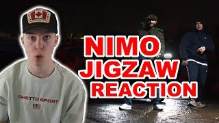 CRAZY: Jigzaw X Nimo   Wer (Produced By DTP) REACTION